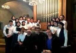 موفقیت «گروه کر صلح» در اولین حضور رسمی اش در فستیوال بین المللی