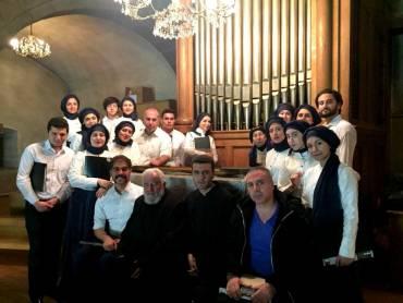 گروه کر صلح