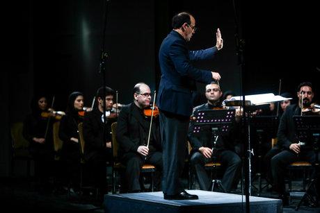 گفتوگو با رهبر ارکستر سمفونیک