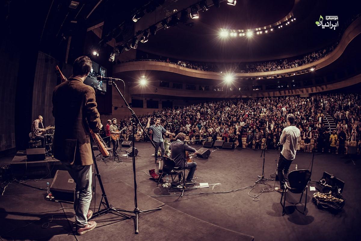 برنامهریزی ویژه «پالت» برای برگزاری کنسرتی متفاوت با اجراى قطعات جدید!