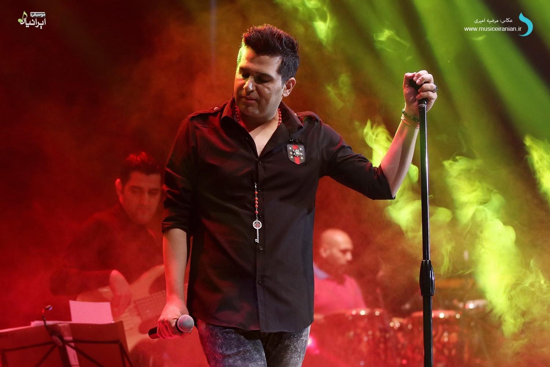 گزارش تصویری «موسیقی ایرانیان» از کنسرت «حمید عسکری» در تهران