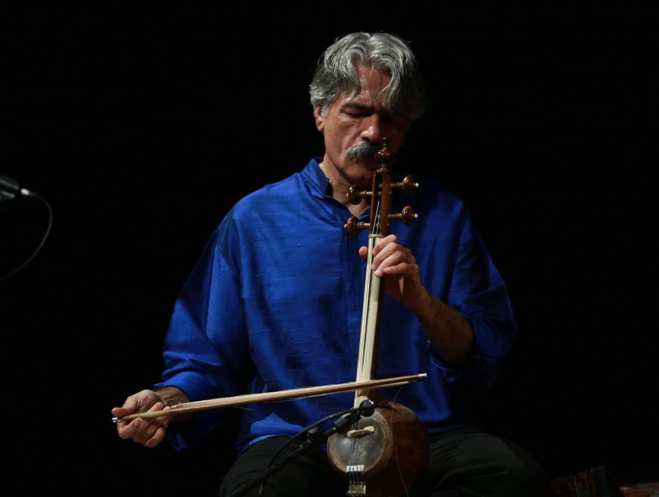گزارش تصویری «موسیقی ایرانیان» از کنسرت «پردگیان باغ سکوت»