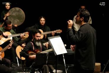 ارکستر بزرگ «داتا»