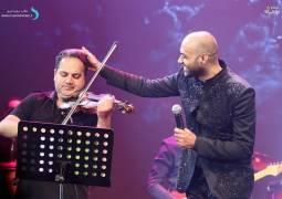 خواننده «یک لحظه عاشقشو» در تهران به دیدار دوستدارانش رفت