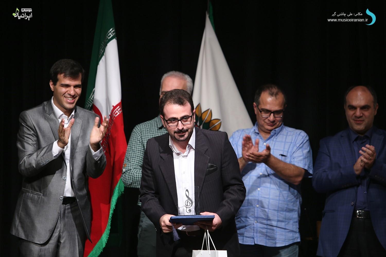 برای چهارمین بار از سوی جشنواره سایتها و وبلاگهای موسیقی ایران