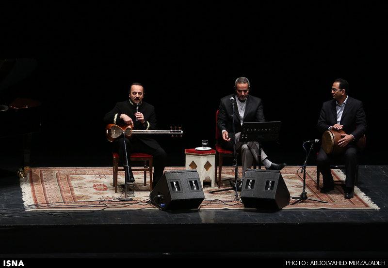 دوازدهمین «شب آواز ایرانی» برگزار خواهد شد