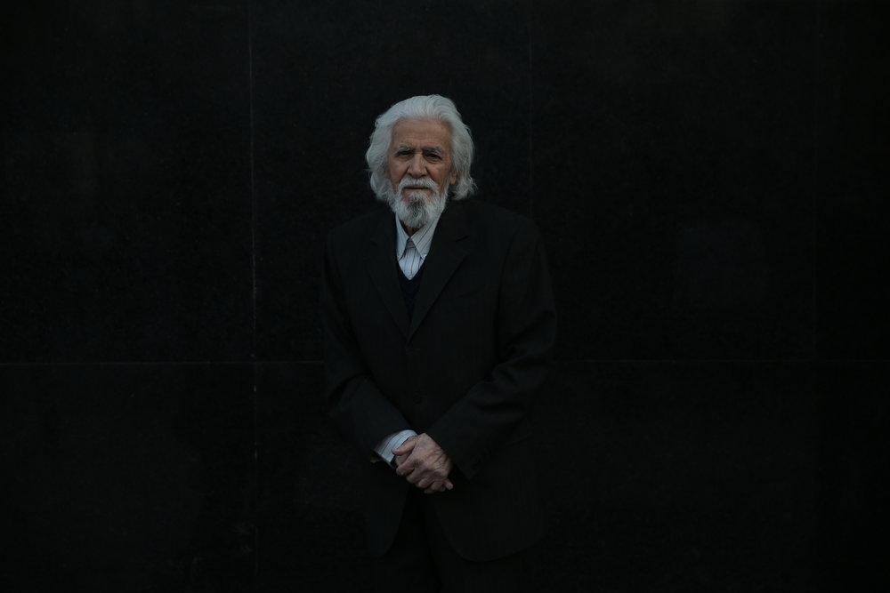 در سن ۹۱ سالگی