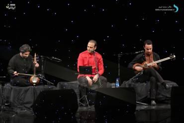 مراسم رونمایی کنسرت انلاین