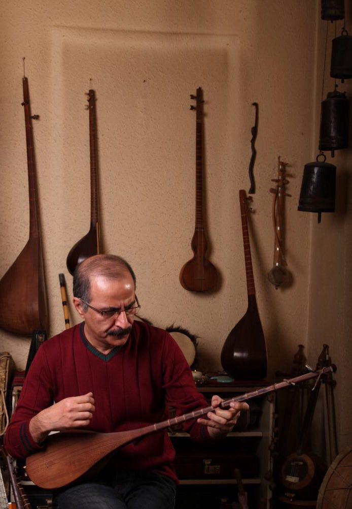 اثری با حضور نوازندگان برتر موسیقی نواحی و سنتی از نورمحمد درپور تا امیرعباس ستایشگر؛