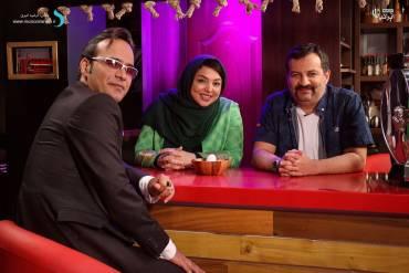 شهرام شکوهی در چهارگوش