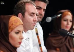 گزارش تصویری سایت خبری و تحلیلی «موسیقی ایرانیان» از کنسرت «غلامرضا رضایی»