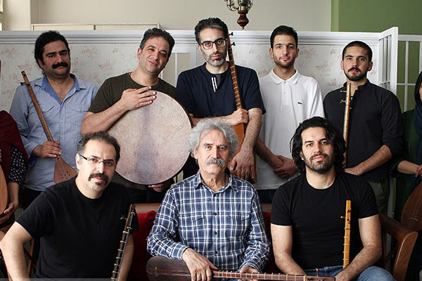 نشست خبری کنسرت گروه «شمس» برگزار شد