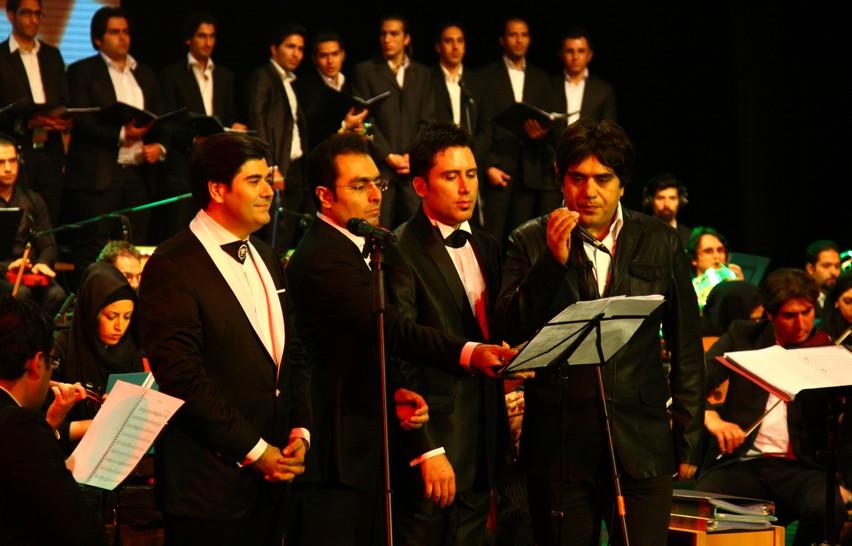 در گفتگوی «موسیقی ایرانیان» با «امین سالمی» عنوان شد