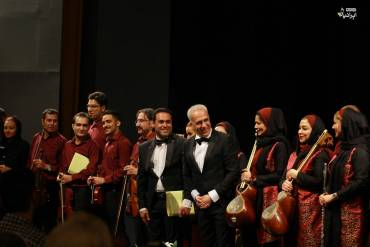 کنسرت ارکستر ملی مهر