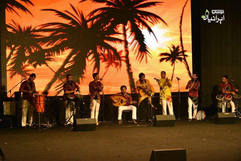 گزارش تصویری «موسیقی ایرانیان» از این اجرا