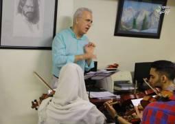 ویدئوی «طاقتم ده» از ساخته های استاد همایون خرّم با اجرای «ارکستر ملی مهر» منتشر شد