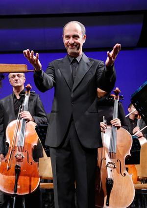 گفتوگو با رهبر ارکستر جوانان جهان