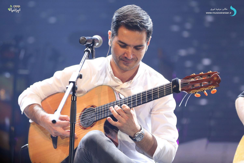 گزارش تصویری سایت خبری و تحلیلی «موسیقی ایرانیان» از این کنسرت