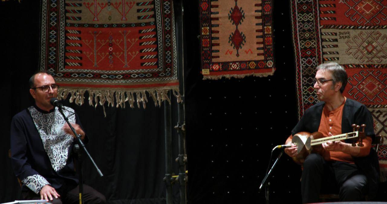 به خوانندگی «حسین علیشاپور»