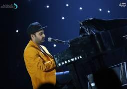گزارش تصویری سایت خبری و تحلیلی «موسیقی ایرانیان» از کنسرت «بهنام صفوی»