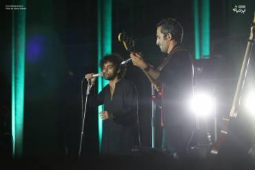 کنسرت گروه موسیقی «داماهی»