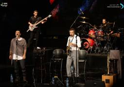 گزارش تصویری «موسیقی ایرانیان» از کنسرت «دنگ شو»