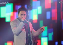گزارش تصویری سایت خبری و تحلیلی «موسیقی ایرانیان» از کنسرت «بابک جهانبخش»