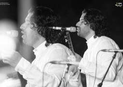 در آخرین شب از «شبهای موسیقی بارانا»، «سهراب پورناظری» به همراه «آنتونیو ری» نواخت