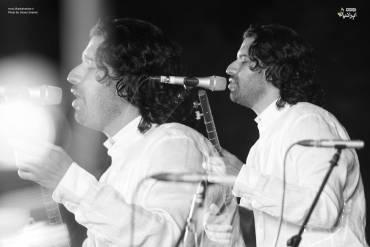 کنسرت «سهراب پورناظری» و «آنتونیو ری»