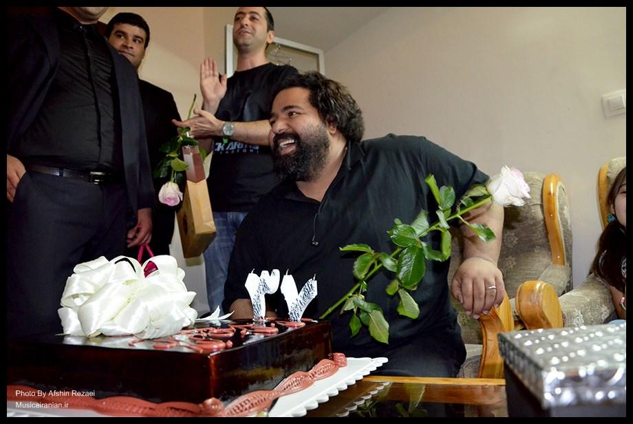 گزارش «موسیقی ایرانیان» از کنسرت «رضا صادقی» در کرج