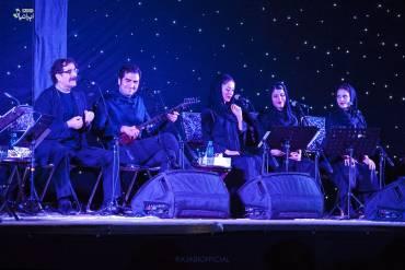 گزارش تصویری کنسرت شهرام ناظری