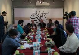 نشست خبری ویژه برنامه «خنیاگران سرزمین مادری» برگزار شد