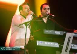 گزارش متنی و تصویری سایت خبری و تحلیلی «موسیقی ایرانیان» از این کنسرت