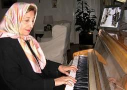 به مناسبت زادروز بانو «فخری ملک پور»
