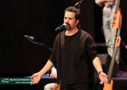 گزارش تصویری سایت خبری و تحلیلی «موسیقی ایرانیان» از کنسرت گروه موسیقی «پالت»