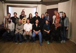 آشنایی آلمانی ها با موسیقی سنتی ایرانی!