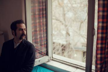 امید نعمتی (عکاس: آرش عاشوری نیا)