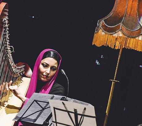 اجراهای بانوان در جامعه موسیقی دیده نمیشود