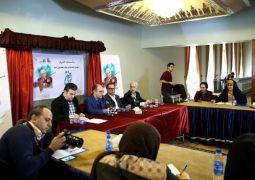نشست رسانه ای سومین جشنواره و جایزه همایون خرم برگزار شد / کودکان سه روز در وحدت مینوازند