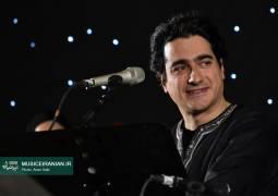 استقبال بیش از ۵٠٠٠ نفر از علاقهمندان به موسیقی از اجرای شجریان