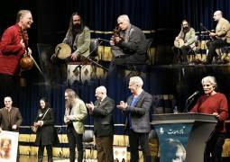 گزارش مفصل متنی و تصویری «موسیقی ایرانیان» از مراسم نکوداشت زنده یاد استاد «ناصر فرهنگ فر»