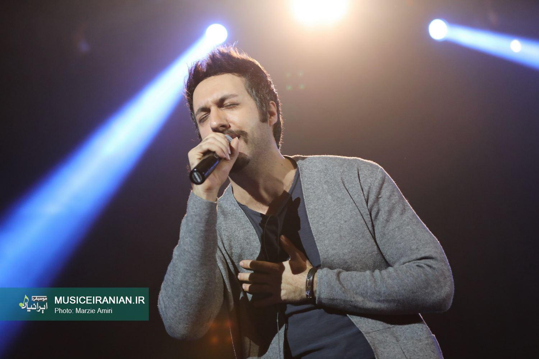 گزارش تصویری «موسیقی ایرانیان» از کنسرت «رستاک حلاج»