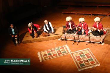 موسیقی نواحی در جشنواره موسیقی فجر