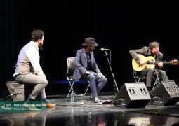 گزارش تصویری «موسیقی ایرانیان» از اجرای گروه موسیقی «دکوئنده دل مورائو»