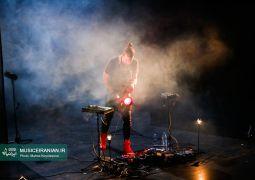 گزارش تصویری «موسیقی ایرانیان» از کنسرت «گیوم پره»