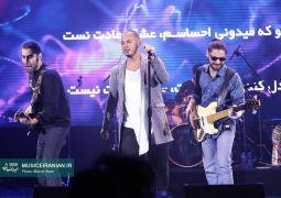 گزارش تصویری «موسیقی ایرانیان» از کنسرت «اشوان»
