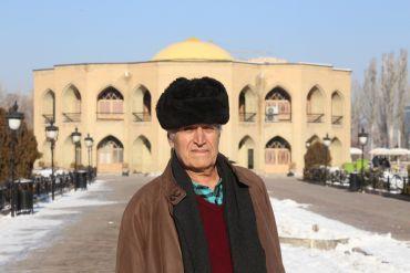 احمد پژمان در تبریز
