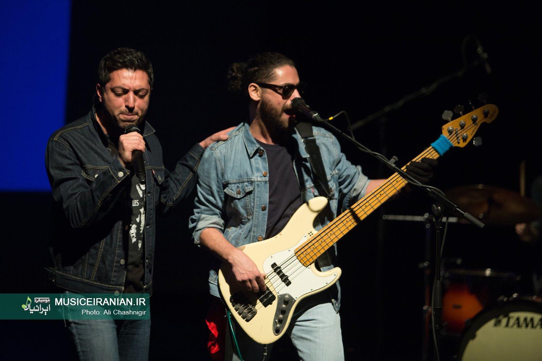 گزارش متنی و تصویری «موسیقی ایرانیان» از کنسرت «قلم را بچرخان» در جشنواره موسیقی فجر