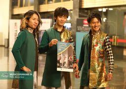 گزارش تصویری «موسیقی ایرانیان» از کنسرت گروه «سای» کشور ژاپن در جشنواره موسیقی فجر