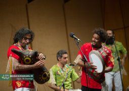 گزارش متنی و تصویری «موسیقی ایرانیان» از کنسرت گروه موسیقی «لیان» در جشنواره موسیقی فجر